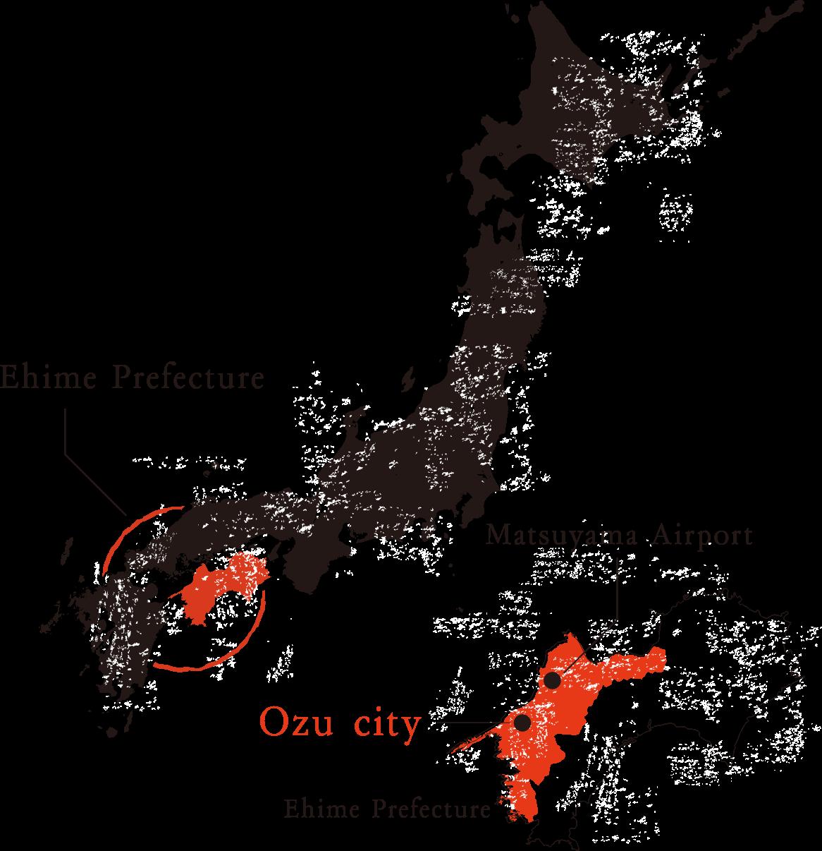 About Ozu City